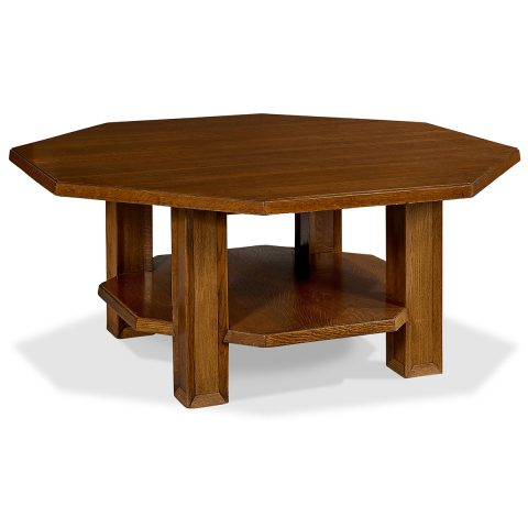 Frank Lloyd Wright for the Warren Hickox Residence, table