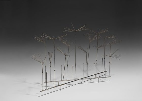 Harry Bertoia, Untitled Linear Sculpture