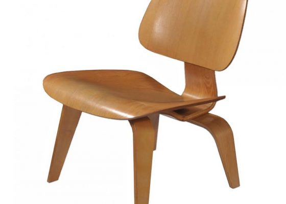 Charles and Ray Eames, LCW Chair