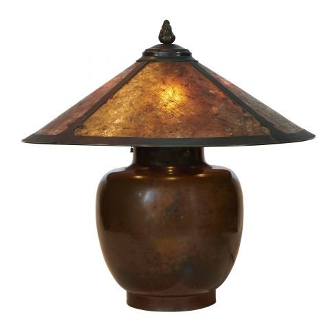 Lillian Palmer table lamp