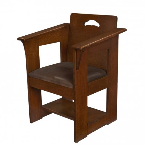 Charles Limbert Cafe Chair