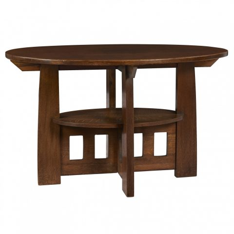 Charles Limbert Double-Oval Table