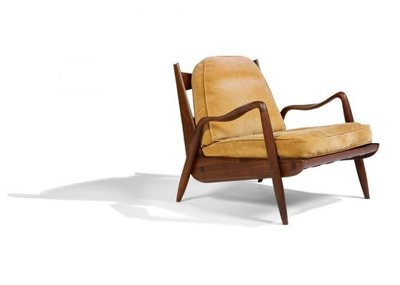 Phillip Lloyd Powell, New Hope lounge chair