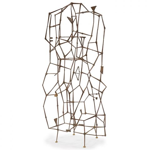 Harry Bertoia (1915-1978) Untitled (Constructural Sculpture