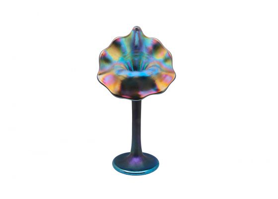 Louis Comfort Tiffany, Jack-in-the-Pulpit vase
