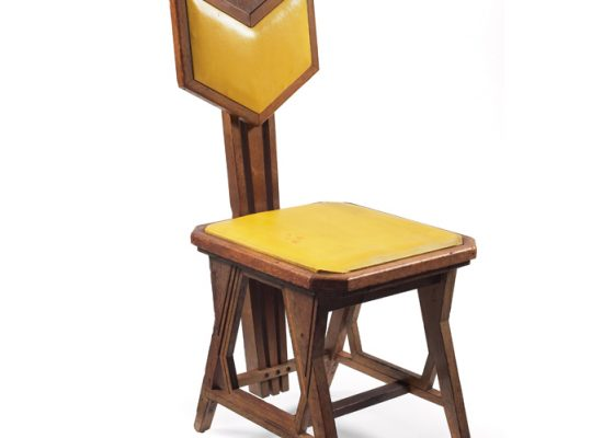 Frank Lloyd Wright Peacock chair