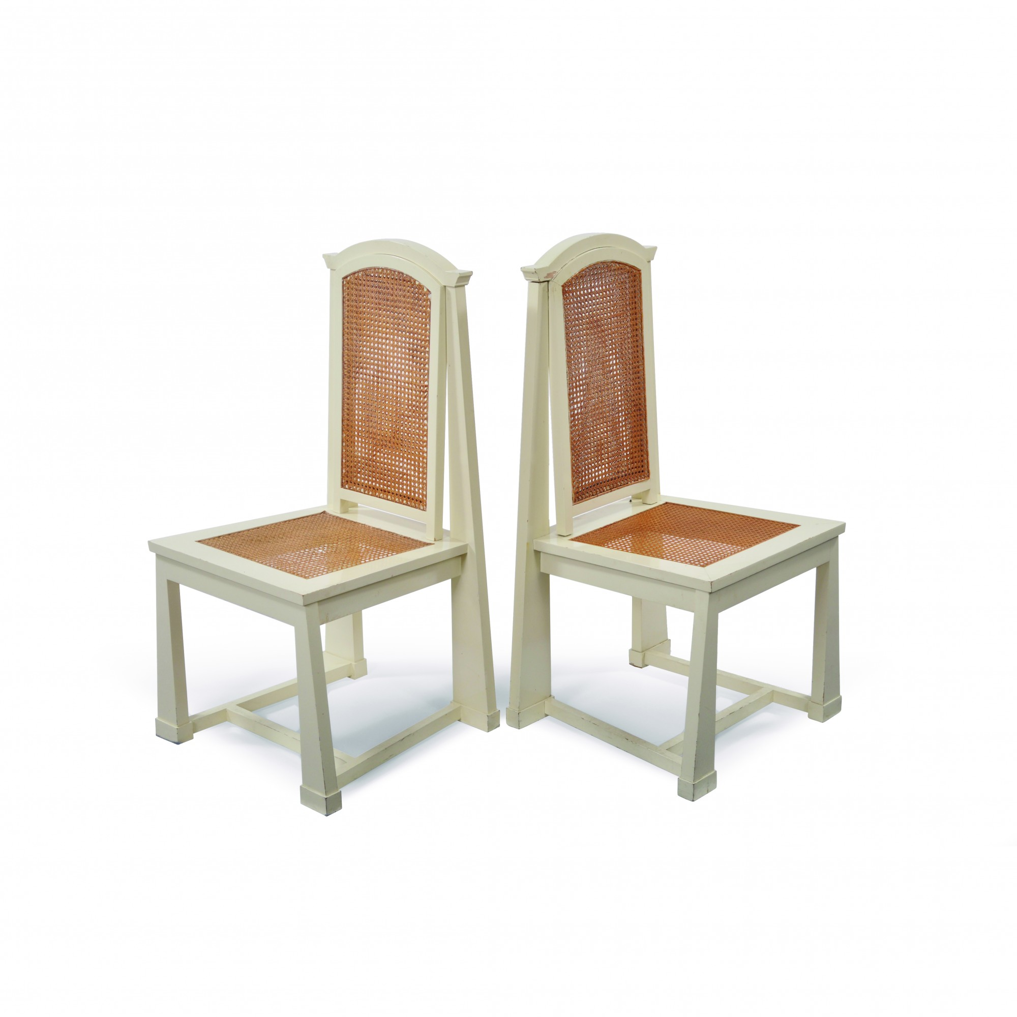 George Washington Maher Chairs Set of Four