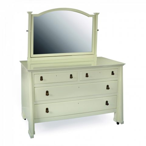 George Washington Maher Dresser With Mirror