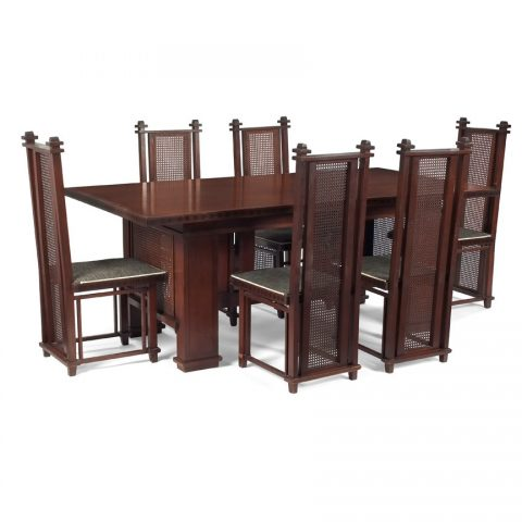 Prairie School Dining Set