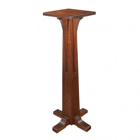 Leopold Stickley Pedestal