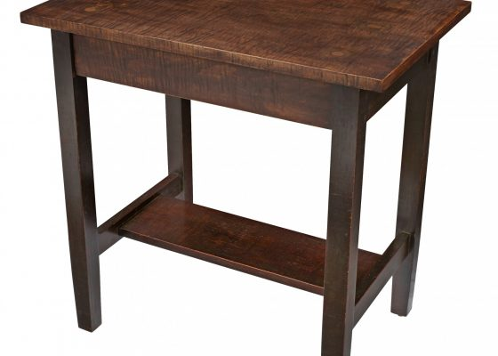 Gustav Stickley Inlaid Table