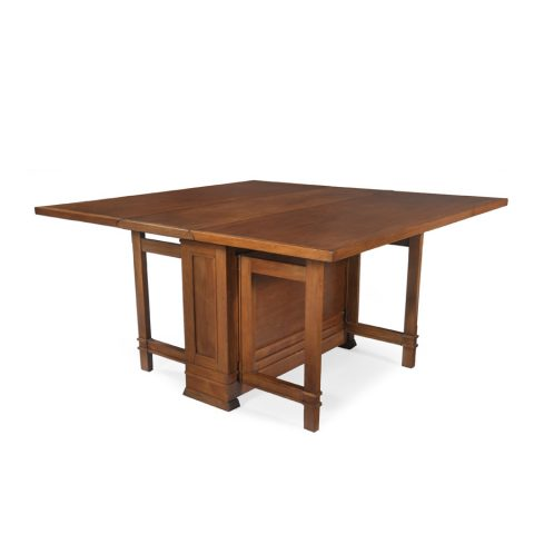 Frank Lloyd Wright Drop-Leaf Table