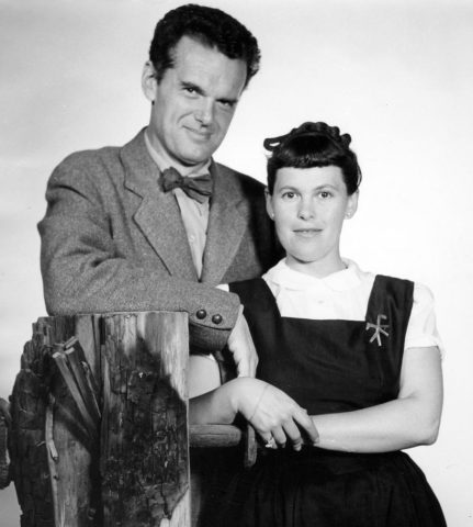Ray and Charles Eames