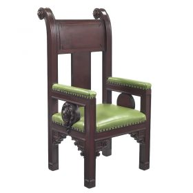 George Washington Maher Pleasant Home Dining Chair