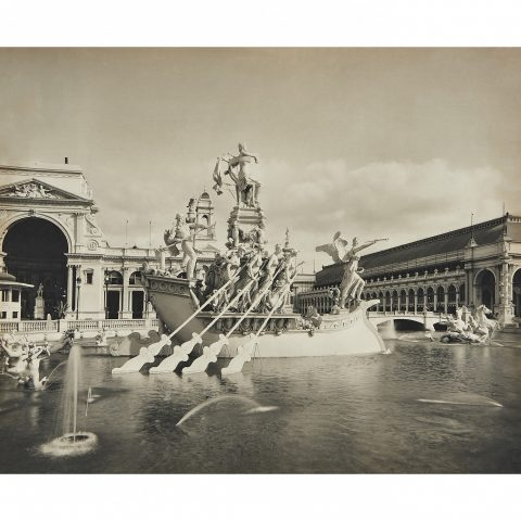 Charles Dudley Arnold, World's Columbian Exposition, Chicago (a group of 17 photographs)
