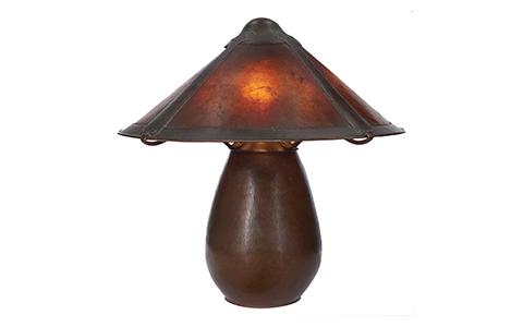 Dirk van Erp, table lamp