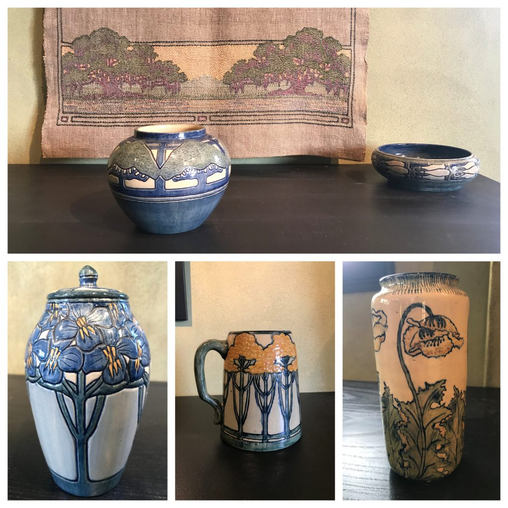 Newcomb Pottery at Crab Tree Farm: Featuring the Fuldner Collection of Early Newcomb Pottery