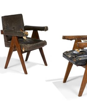 The Historic Chandigarh Furniture of Pierre Jeanneret