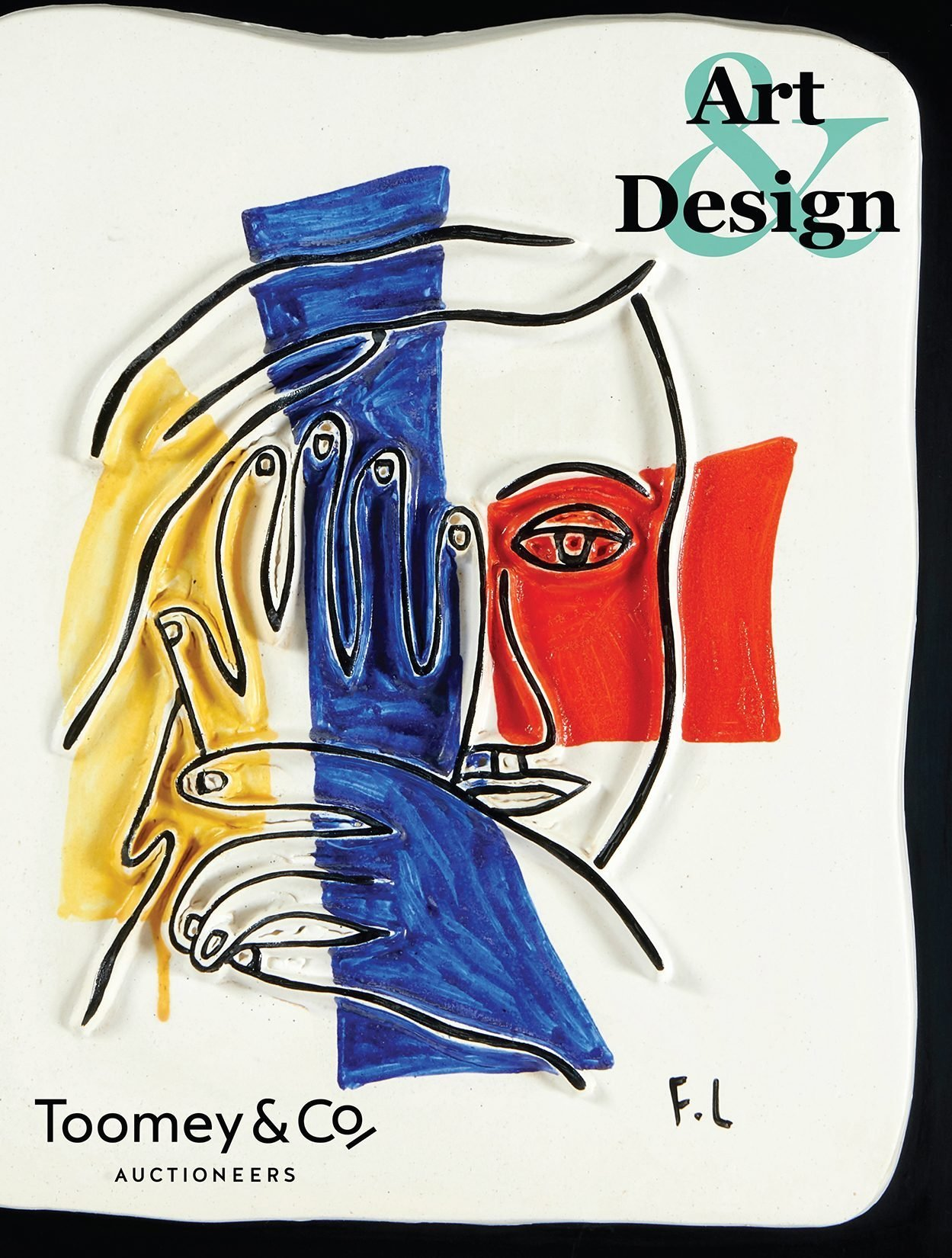 Art and Design Catalog, September 16, 2018