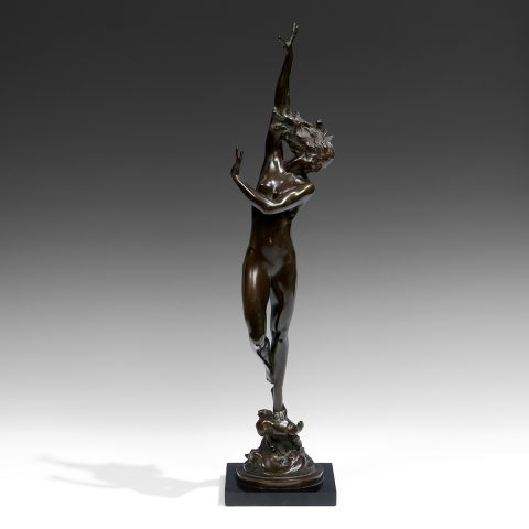 Harriet Whitney Frishmuth, Crest of the Wave, 1925