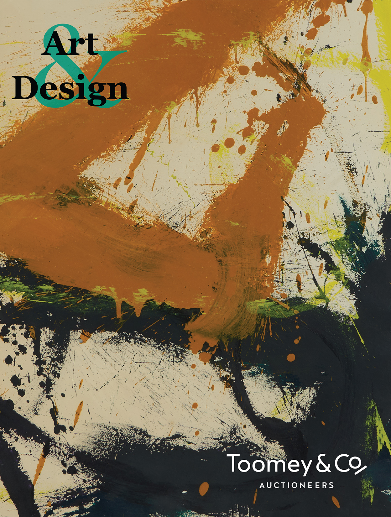 Art and Design, Auction Catalog, March 10, 2019