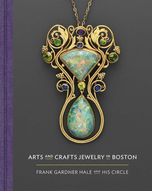 Arts and Crafts Jewelry in Boston MFA