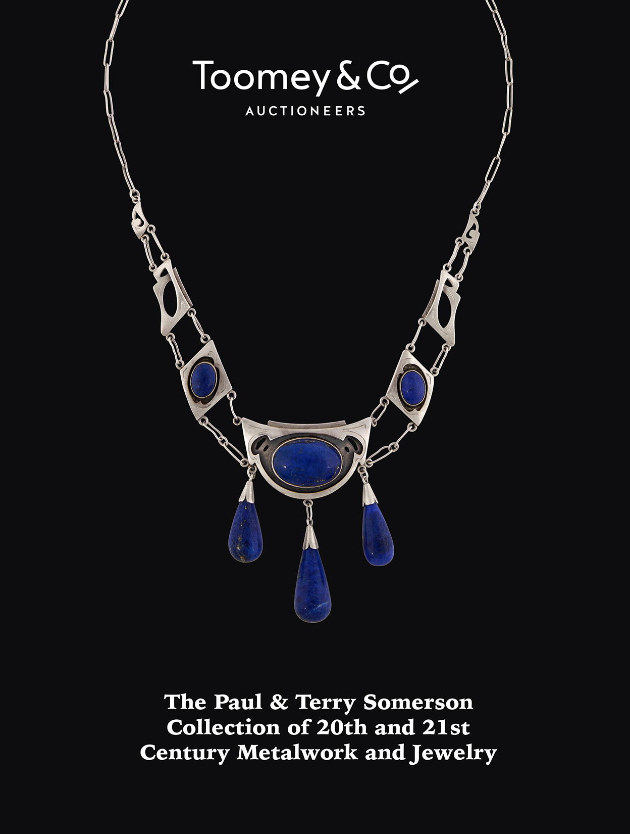 The Paul & Terry Somerson Collection of 20th and 21st Century Metalwork and Jewelry