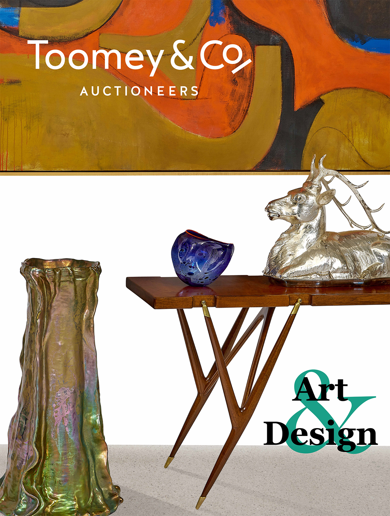 Sale 119, Art and Design, Auction Catalog, June 9, 2019