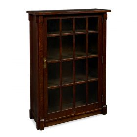 The Roycrofters, Thirty-Third Degree bookcase, #086