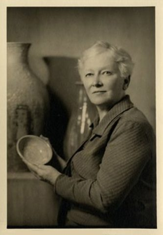 Mary Chase Perry Stratton, Pewabic Pottery co-founder