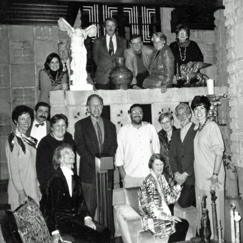 Susan Jacobs Lockhart, group photo