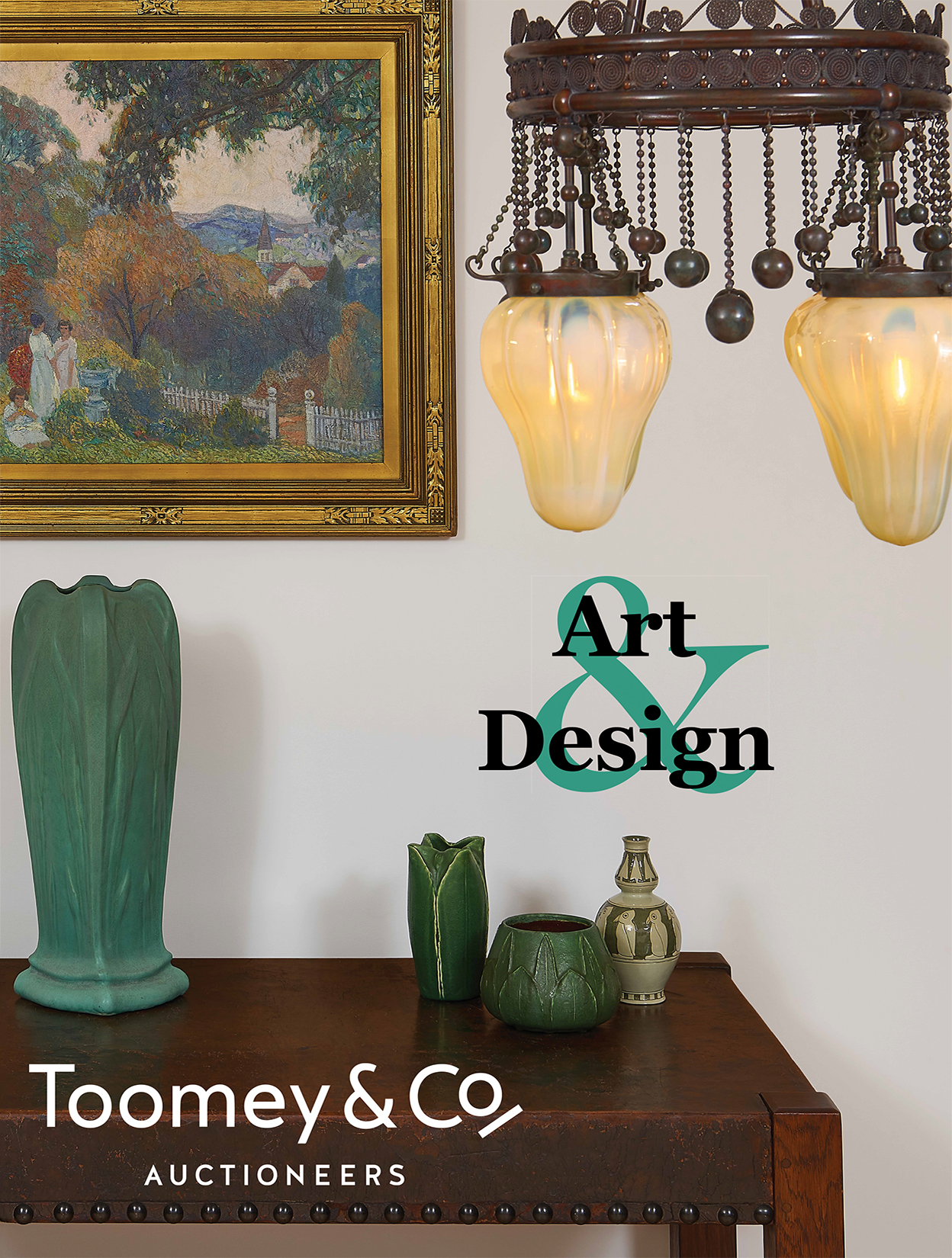 Sale 123: Art & Design, print catalog
