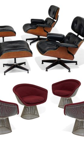 Herman Miller + Knoll &<br />the Changing Home + Office