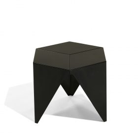 """Isamu Noguchi (1904-1988) for Vitra Design Museum Prismatic side table 18 1/2""""w x 16""""d x 14 3/4""""h"""